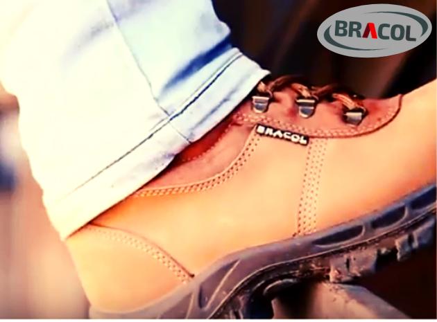 Bracol - Protegendo seus pés