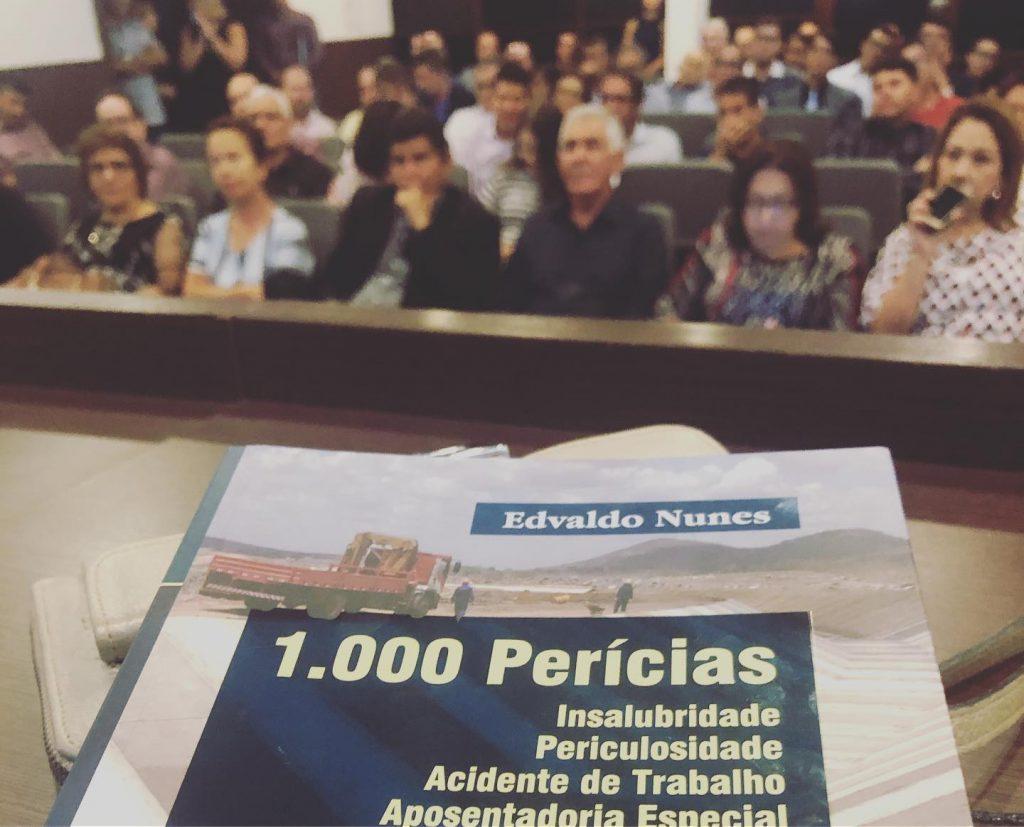 1.000 Perícias: insalubridade, periculosidade, acidente de trabalho, aposentadoria especial